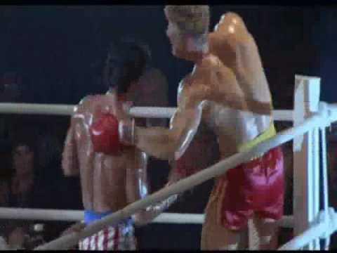 Rocky 4 Final fight ITA