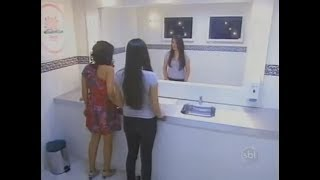 Brazilian Prank Mirror - reflectionless  (subtitles in english)