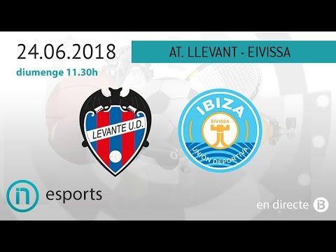 Tercera divisió - Playoff d'ascens // At. Llevant - UD Eivissa