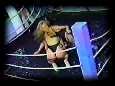 Mulheres no gel 3 Professional women wrestling