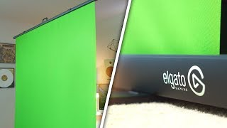 Elgato Green Screen Review!