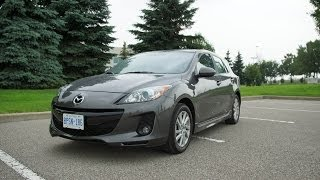 2013 Mazda 3 Sport GS-SKY Touring Edition Review