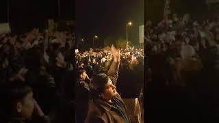 Zwanan mu katal kege da sanga azadi da pashto tarana  Naqeeb masood shaheed dharna islamabad. Press