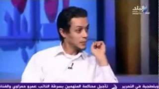 طـارق منير و سخريته على اللواء محمود منصور و غضب اللواء
