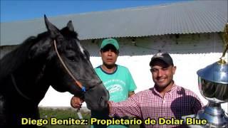 Final Polla El Remanso 2015 - Dolar Blue, Goya (27-09-15)