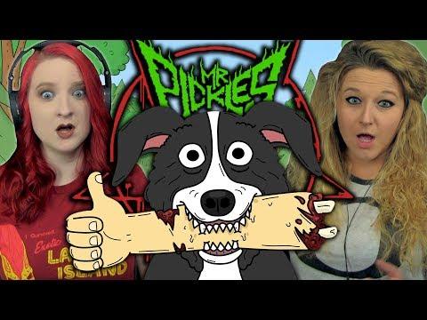 THE MISSING HOOKER   Girls React   Mr. Pickles