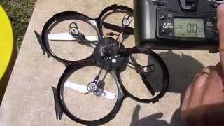 Lesson for Flying a Drone with Video Camera Made Easy