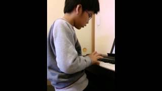 はやきピアノ演奏 キノピオの家