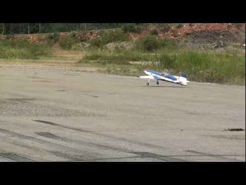 Extra 260 FF สนามบินปราณบุรี