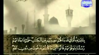 الجزء الثامن (08) من القرآن الكريم بصوت الشيخ علي الحذيفي