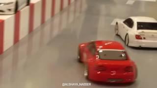 درفت سيارات ريموت كنترول مركز الرياض الدولي