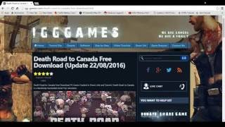How to Download Death road to Canada For free (Look in Description)