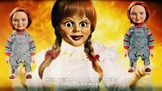 Chucky vs Annabelle - Internautismo