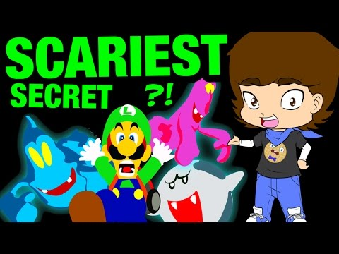 Luigi s Mansion s SCARIEST SECRET Super Mario Bros. Theory ConnerTheWaffle