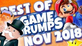 BEST OF Game Grumps - November 2018
