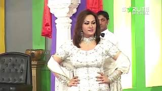 Nargis, Naseem Vicky and Sardar Kamal New Pakistani Stage Drama Full Comedy Clip