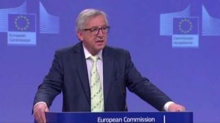 Nigel Farage: EU chief looks like