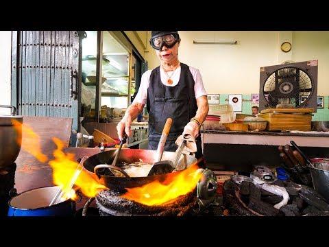 Xxx Mp4 Thai Street Food Michelin Star GIANT CRAB OMELET At Jay Fai ร้านเจ๊ไฝ In Bangkok Thailand 3gp Sex