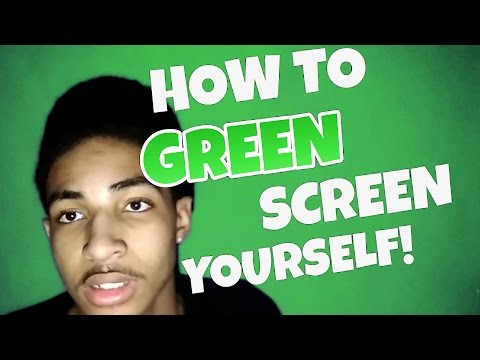 Xxx Mp4 How To GREEN SCREEN Yourself Using Android 3gp Sex