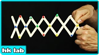Let Me Show You How To Make a Robotic Arm from Popsicle Sticks