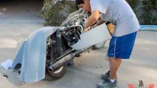 how to mount your harley davidson saddlebags - bodypartsusa.com