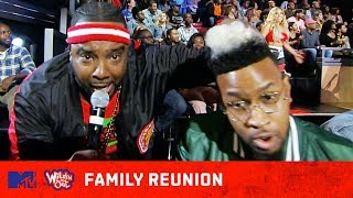 RIP Micheals Ripped This Guy's Wig Apart 😱 Wild 'N Out | #FamilyReunion