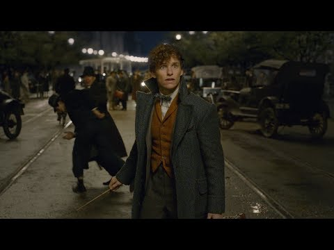 Xxx Mp4 Fantastic Beasts The Crimes Of Grindelwald Official Comic Con Trailer 3gp Sex