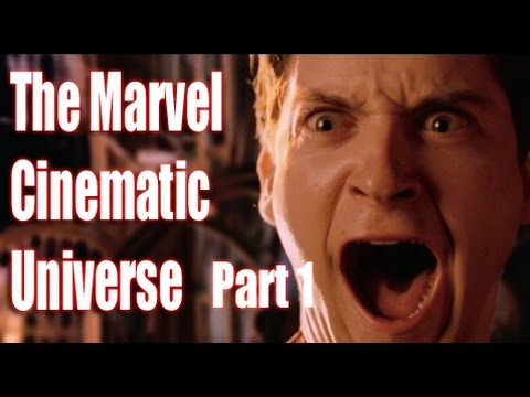 THE MARVEL CINEMATIC UNIVERSE Part 1 The Beginning