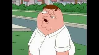 Peter Griffin Stroke