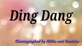 Ding Dang|Munna Michael|Dance Cover