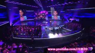 Samantha Jade - X Factor Australia 2012 - Semi Final - Week 9 Live Shows (PART 1)