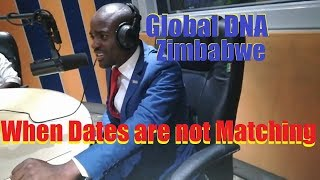 When Dates Are Not Matching - DNA Tests
