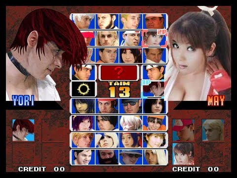 The King of Fighters 99 Live Action