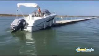 Dos de los heridos en el accidente marítimo de El Rompido siguen hospitalizados