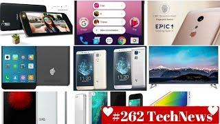 #262 Infocus Epic1, Samsung J3, Meizu M5, Oppo R9s Plus, LeEco S3, Xolo Era 2, Nubia Z11 Mini India