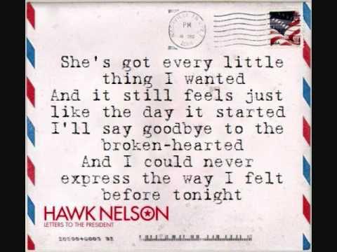 Hawk Nelson - Every Little Thing [Lyrics]