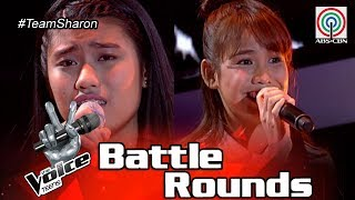The Voice Teens Philippines Battle Round: Ashley vs. Zyra - A Very Special Love