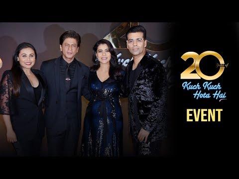 Xxx Mp4 Celebrating 20 Years Of Kuch Kuch Hota Hai Karan Johar Shah Rukh Khan Kajol Rani 3gp Sex