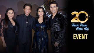 Celebrating 20 Years Of Kuch Kuch Hota Hai | Karan Johar | Shah Rukh Khan | Kajol | Rani