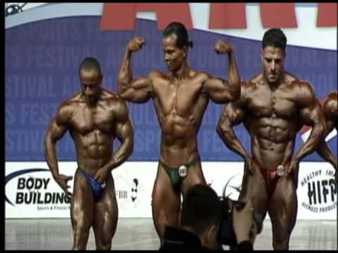 Essa Obaid Amateur Bodybuilding Winner 2010