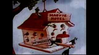 The Talking Magpies (1946) - Terry-Toon Cartoon