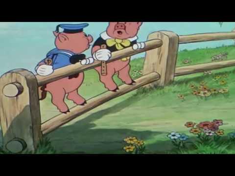 Os Três Porquinhos Dublado Sinfonias Ingênuas