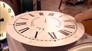 تقرير عن صناعة الساعات العملاقة
