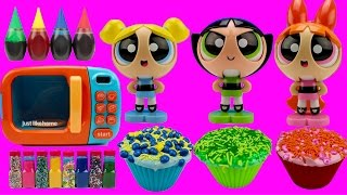 Powerpuff Girls & the Magic Microwave