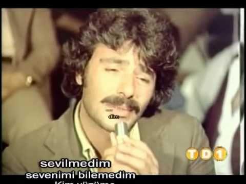 Karaoke Ferdi Tayfur Aglamasam Uyuyamam enstrumental