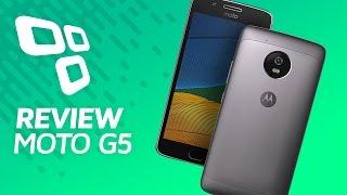 Moto G5 - Review / Análise - TecMundo