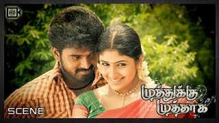 Muthukku Muthaaga Tamil Movie | Scene | Enna Panni Song & Vikranth Marriage