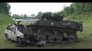 FPSRussia Goes To Whitecastle - In A Tank...