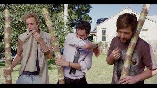 The Australiana Hostel: Episode 3 - Drunken Wizards (ft. Jimi Jackson)