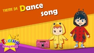 Theme 34. Dance song - The Hokey Pokey   ESL Song & Story - Learning English for Kids